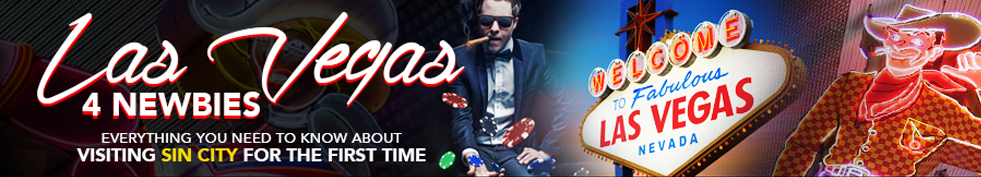 Las Vegas for Newbies Header