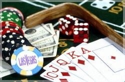 Gambling legalized in las vegas