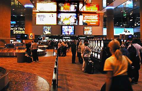 Las vegas airport slot machine odds hollywood casino app free credits