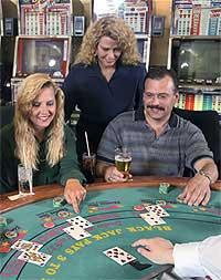 Learn to play blackjack in las vegas