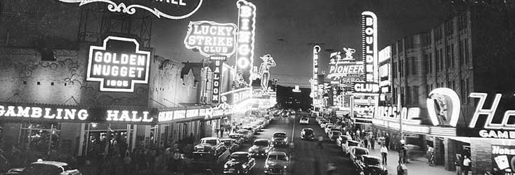 early history of Vegas
