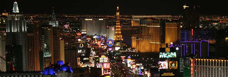 When to visit Vegas