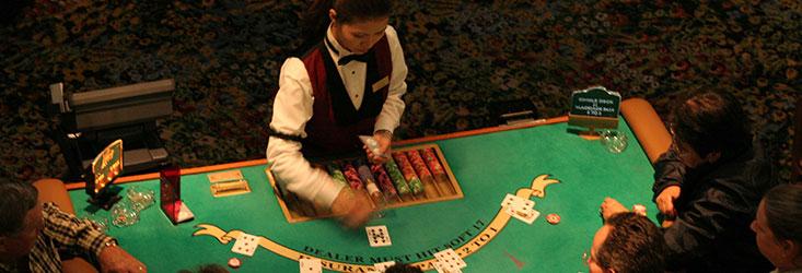 Chances of winning blackjack in vegas