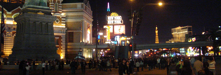 Las strip vegas ot