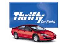 Thrifty Car Rental Mccarran Airport